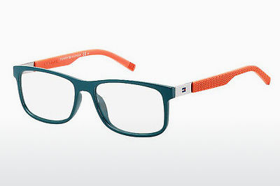 Lunettes design Tommy Hilfiger TH 1446 LGP - Vertes, Orange