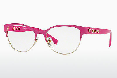 Lunettes design Versace VE1237 1384 - Rose, Or