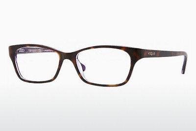 Lunettes design Vogue VO2597 1944 - Brunes, Havanna