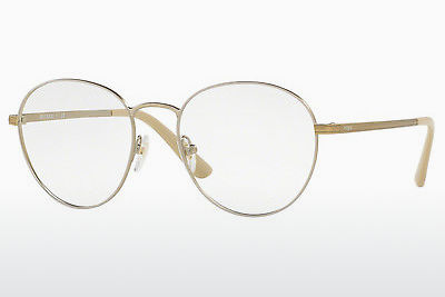 Lunettes design Vogue VO4024 996 - Blanches, Or