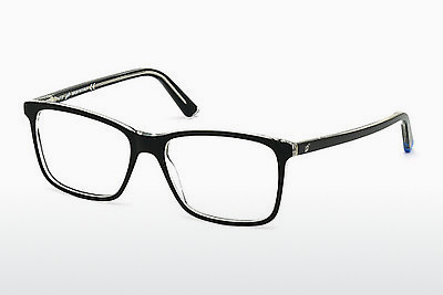 Lunettes design Web Eyewear WE5172 003 - Noires, Transparent