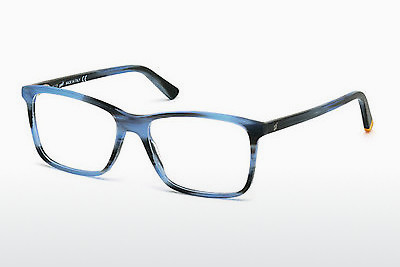 Lunettes design Web Eyewear WE5172 055 - Havanna, Brunes