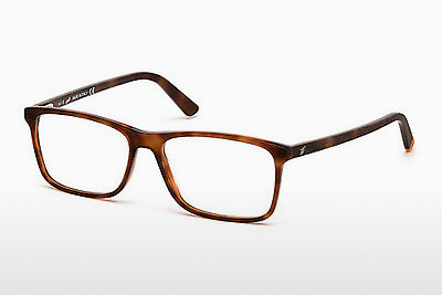 Lunettes design Web Eyewear WE5173 054 - Brunes, Havanna, Rouges