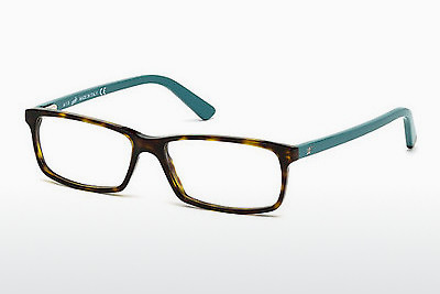 Lunettes design Web Eyewear WE5174 056 - Brunes, Havanna