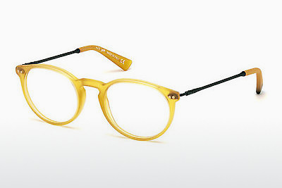 Lunettes design Web Eyewear WE5176 039 - Jaunes, Shiny