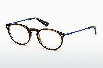 Lunettes design Web Eyewear WE5176 052 - Brunes, Havanna