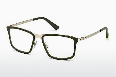 Lunettes design Web Eyewear WE5178 017 - Grises, Matt, Palladium