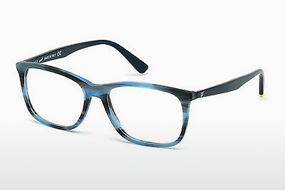 Lunettes design Web Eyewear WE5180 055 - Havanna, Brunes