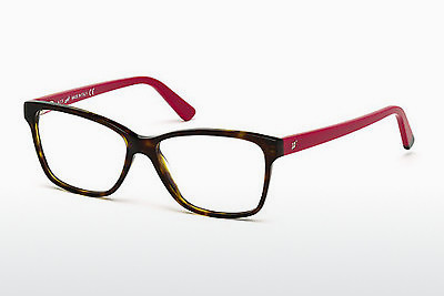 Lunettes design Web Eyewear WE5182 056 - Havanna