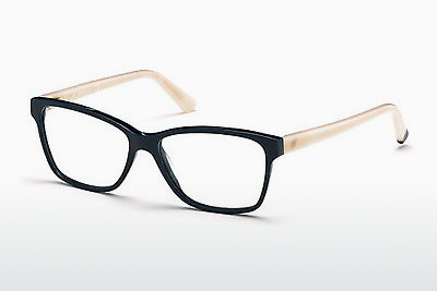 Lunettes design Web Eyewear WE5182 090 - Bleues, Shiny