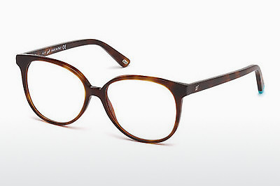 Lunettes design Web Eyewear WE5199 052 - Brunes, Havanna