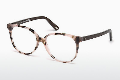 Lunettes design Web Eyewear WE5199 056 - Havanna