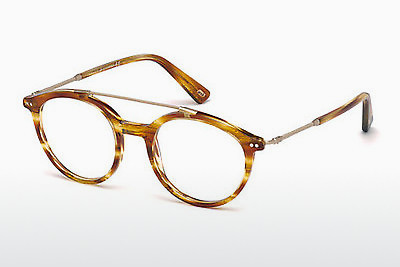 Lunettes design Web Eyewear WE5204 056 - Brunes, Havanna