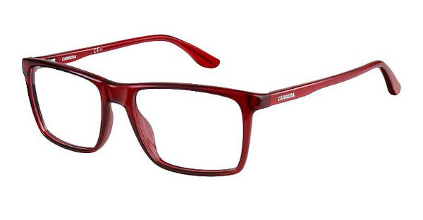 Carrera CA6637 6S5 TRNSP RED