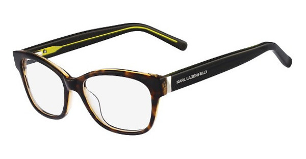 Karl Lagerfeld KL821 115 HAVANA/HONEY