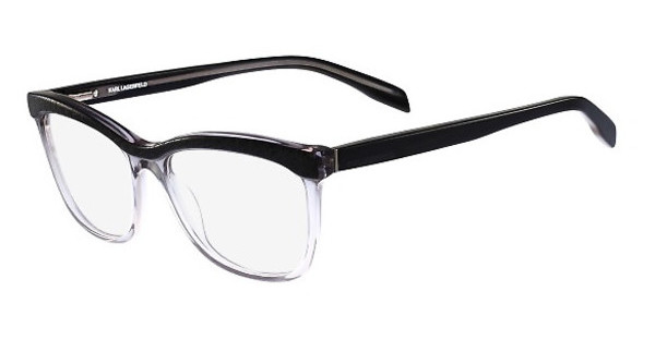 Karl Lagerfeld KL887 126 BLACK-GREY