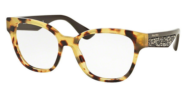 Miu Miu MU 06OV 7S01O1 LIGHT HAVANA