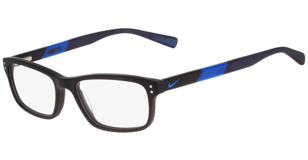 Nike NIKE 7237 011 MATTE BLACK-PHOTO BLUE