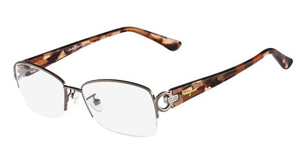 Salvatore Ferragamo SF2104R 229 BROWN GLOW