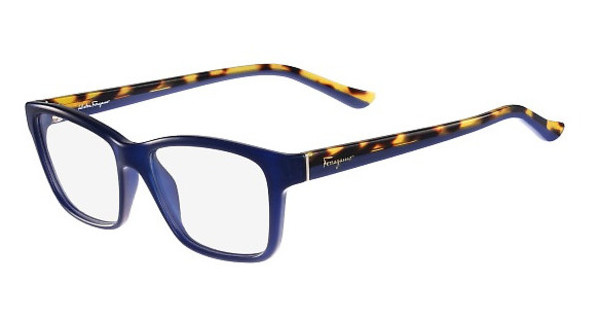 Salvatore Ferragamo SF2721 414 NAVY BLUE