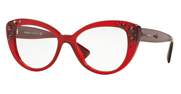 Versace VE3221B 5171 TRANSPARENT RED
