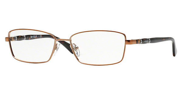 Vogue VO3922B 939 METALLIZED LIGHT BROWN
