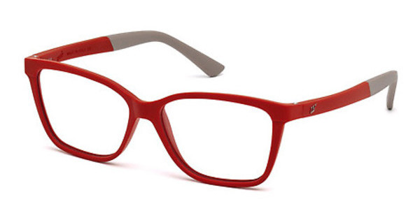 Web Eyewear WE5188 067 rot matt