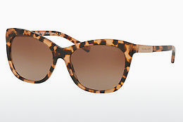 Lunettes de soleil Michael Kors ADELAIDE II (MK2020 315513) - Orange, Brunes, Havanna, Rose, Or