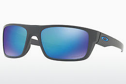 Zonnebril Oakley DROP POINT (OO9367 936706) - Grijs