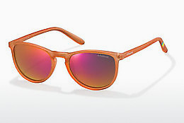 Lunettes de soleil Polaroid Kids PLD 8016/N IMT/OZ - Orange