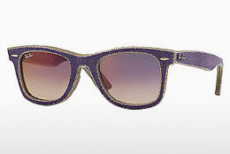 Zonnebril Ray-Ban WAYFARER (RB2140 1167S5) - Paars