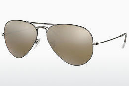 Lunettes de soleil Ray-Ban AVIATOR LARGE METAL (RB3025 029/30) - Grises