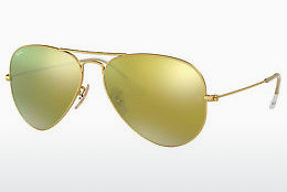 Lunettes de soleil Ray-Ban AVIATOR LARGE METAL (RB3025 112/93) - Or