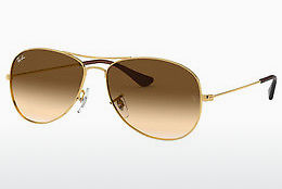 Zonnebril Ray-Ban COCKPIT (RB3362 001/51) - Goud