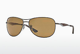 Zonnebril Ray-Ban RB3519 029/83 - Grijs
