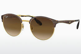 Zonnebril Ray-Ban RB3545 900813 - Bruin, Havanna