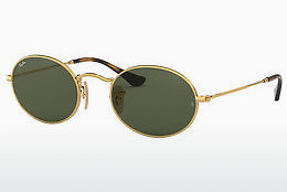 Zonnebril Ray-Ban Oval (RB3547N 001) - Goud