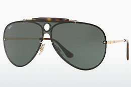 Zonnebril Ray-Ban Blaze Shooter (RB3581N 001/71) - Goud