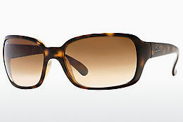 Zonnebril Ray-Ban RB4068 710/51 - Bruin, Havanna