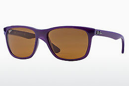 Zonnebril Ray-Ban RB4181 (RB4181 6034) - Paars