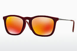 Zonnebril Ray-Ban CHRIS (RB4187 60786Q) - Rood