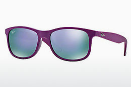 Zonnebril Ray-Ban ANDY (RB4202 60714V) - Paars