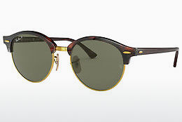 Zonnebril Ray-Ban CLUBROUND (RB4246 990/58) - Bruin, Havanna