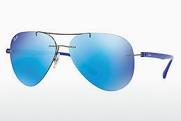 Zonnebril Ray-Ban RB8058 004/55 - Grijs