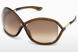 Zonnebril Tom Ford Whitney (FT0009 692) - Bruin