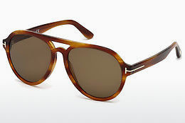 Zonnebril Tom Ford FT0596 41E - Geel