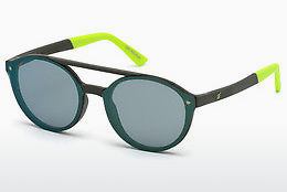 Zonnebril Web Eyewear WE0184 96Q - Groen, Dark, Shiny