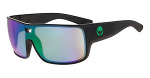 Dragon DR HEX 045 SHINY BLACK-GREEN ION