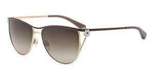 Emporio Armani EA2022 306913 brown gradientbrown