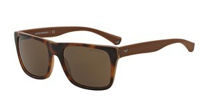 Emporio Armani EA4048 539173 BROWNTOP HAVANA/MATTE BROWN